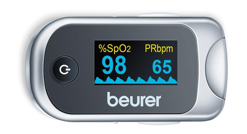 Beurer PO40 - Pulzní oxymetr