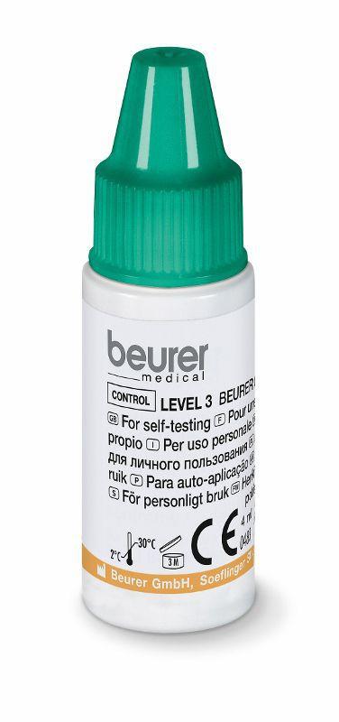 Beurer 464.16 - Kontrolní roztok