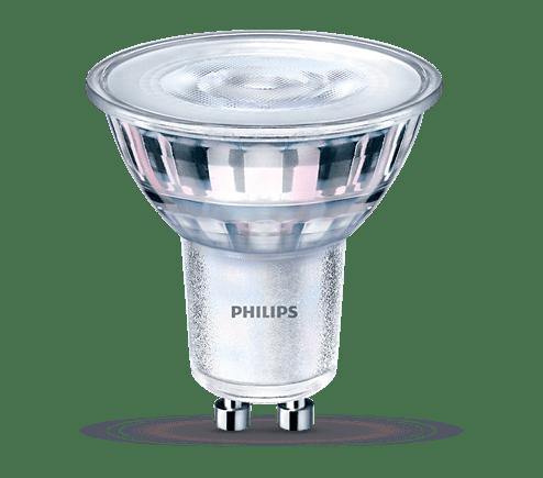 Philips Lighting 4,4W (35W) GU10 WH 36D