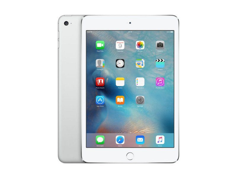 Apple iPad mini 4 Wi-Fi Cell 32GB (stříbrný)