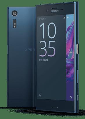 Sony Xperia XZ F8331 (modrý)
