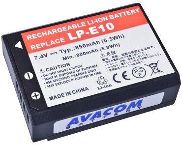 Avacom DICA-LP10-055 - Baterie pro foto