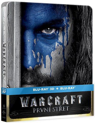 Warcraft: První střet - 3D Blu-ray film
