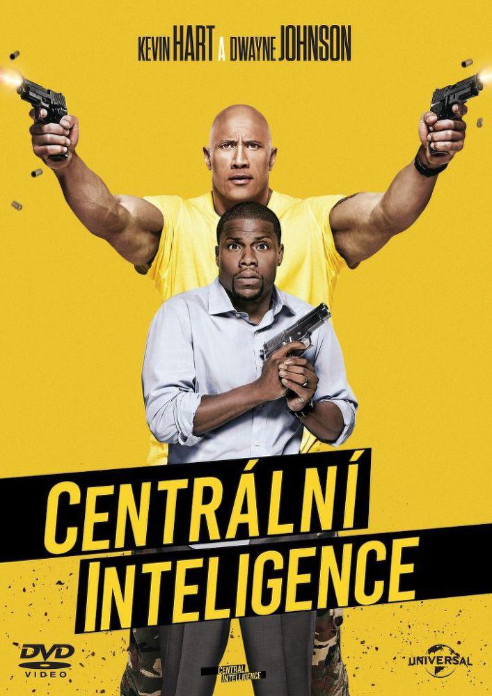 Centrální Inteligence - DVD film