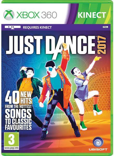 Just Dance 2017 - Xbox 360 hra