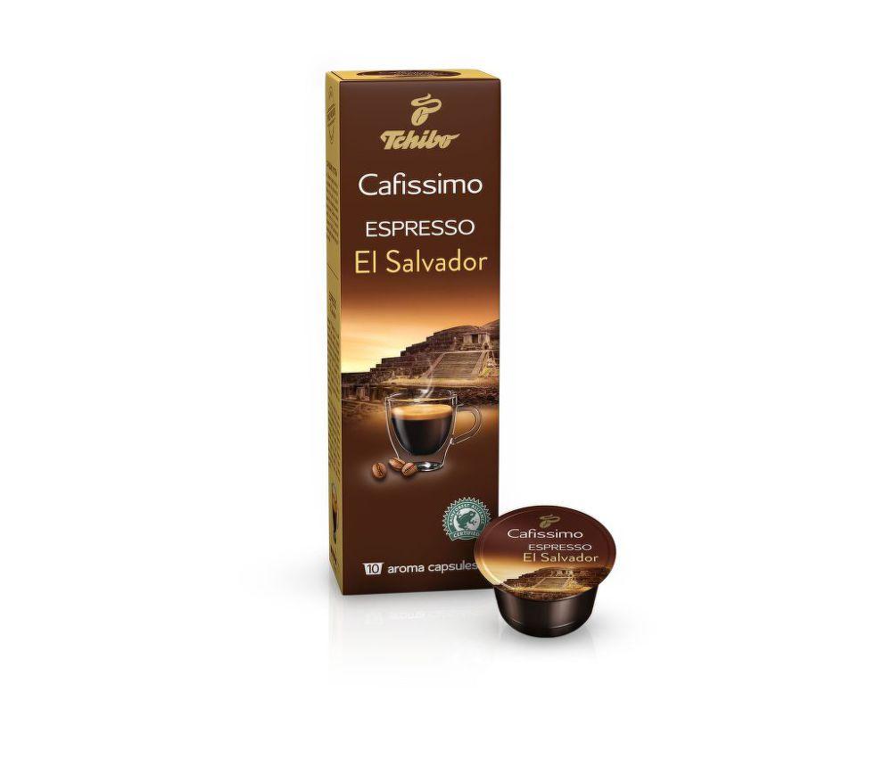 Tchibo Espresso El Salvador - Kapslová káva