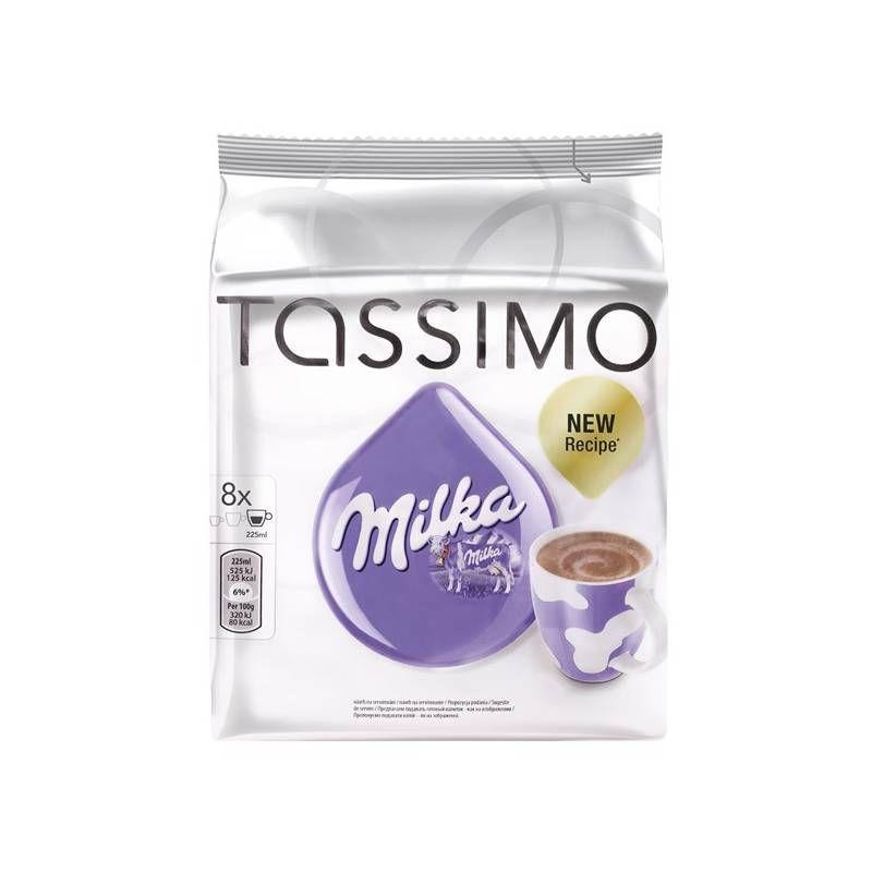 Tassimo Milka big disc - Kapslová horká čokoláda