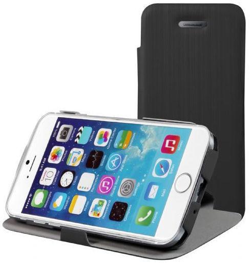 SBS pouzdro na iPhone 6/6s, TEBOOKSTIP647K (černé)