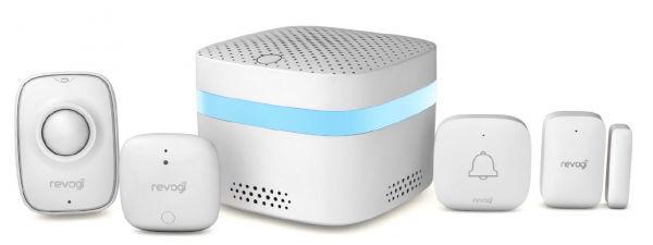 REVOGI SGW001, WiFi Smart Sense Kit