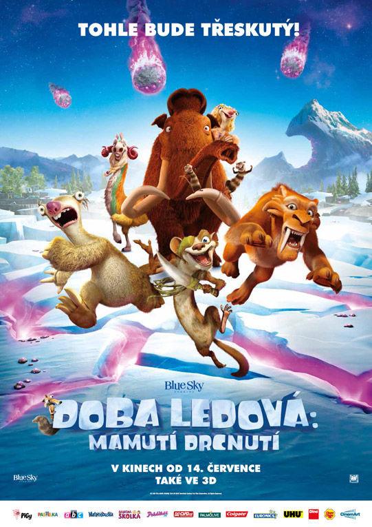 Doba ledová 5 3D - Blu-Ray film