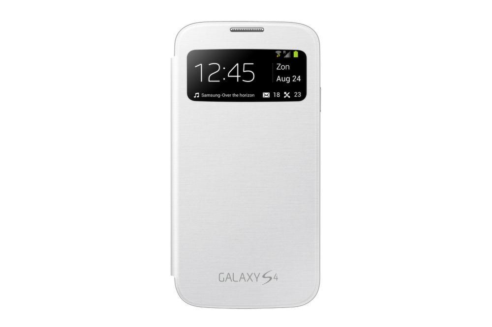 Samsung flipové opuzdro s okénkem EF-CI950BW pro Galaxy S4 (i9505)