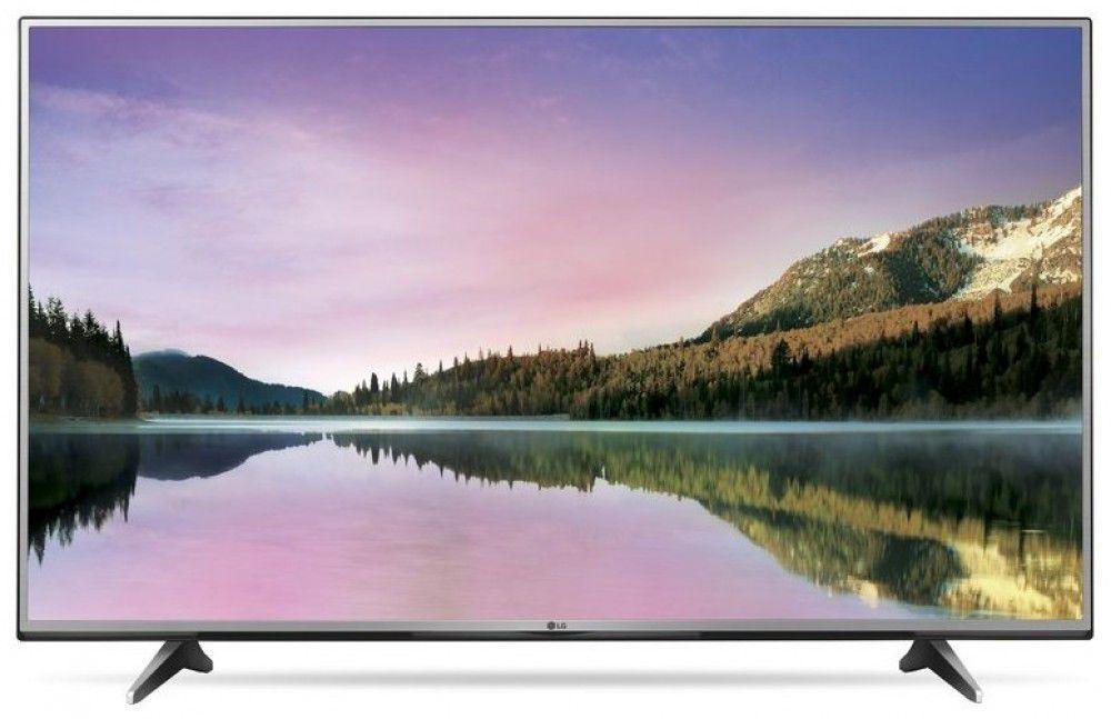 LG 65UH6157 (stříbrno-černá) + dárek Set 3 DVD filmů zdarma