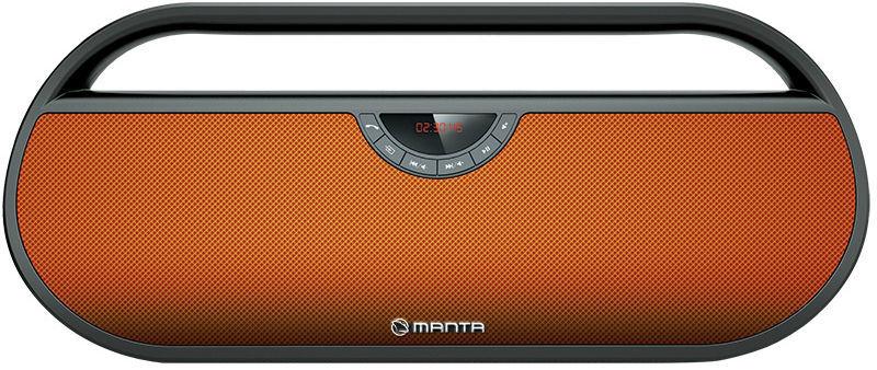 Manta SPK413 San Diego (oranžový)