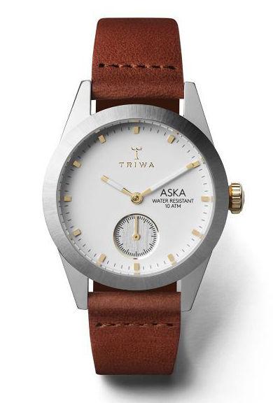 Triwa Snow Aska (hnědá)