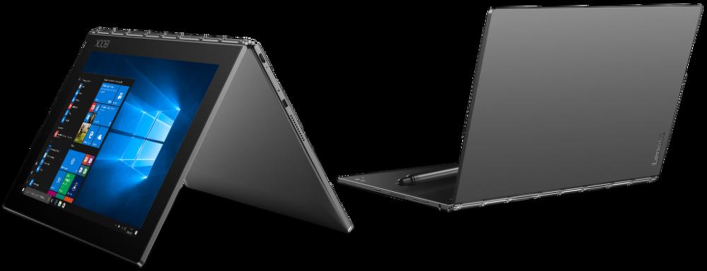 Lenovo Yoga Book 10, ZA150053CZ (černý)