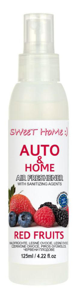 SWEET HOME Lesní ovoce - Osvěžovač do auta