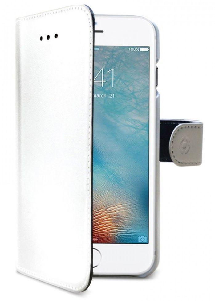 Celly Wally pouzdro pro Apple iPhone 7 Plus (bílá)
