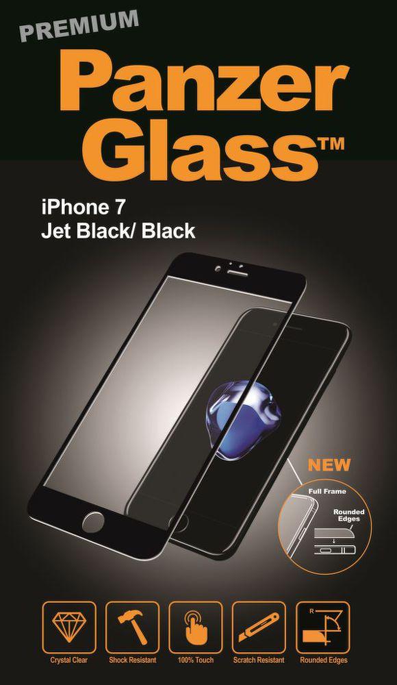 PanzerGlass pro Apple iPhone 7 Jet black