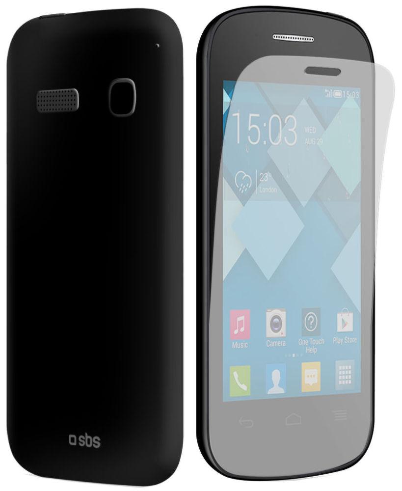 SBS pouzdro pro Alcatel One Touch POP C2, TEAEROALPOPC2K