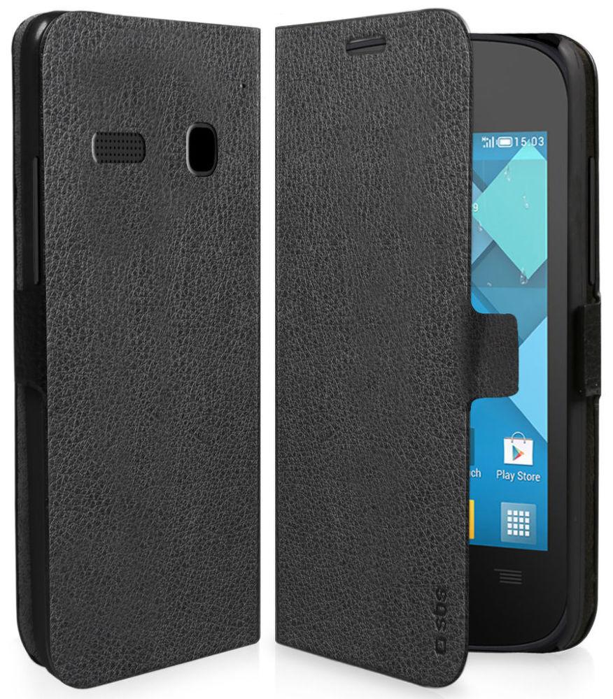 SBS pouzdro pro Alcatel One Touch POP C2, TEBOOKALPOPC2K