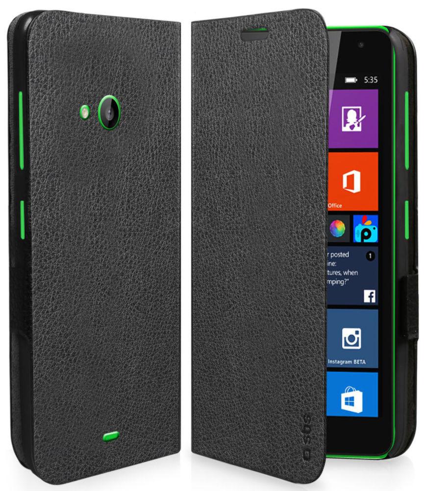 SBS pouzdro pro Nokia Lumia 535, TEBOOKLU535K