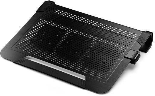 NotePal U3 Plus chladící podložka (černá)