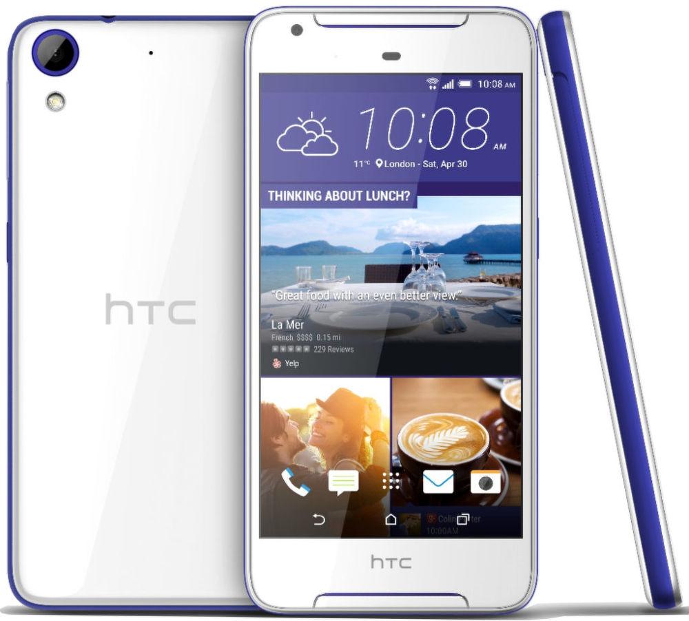 HTC Desire 628 (bílá)