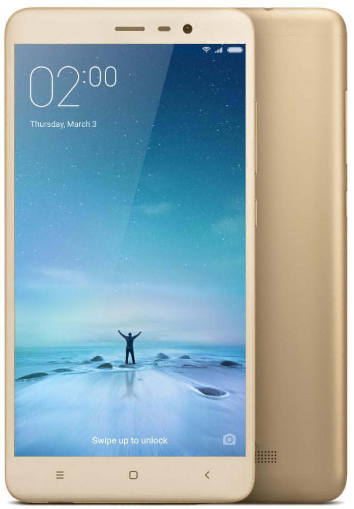 Xiaomi Redmi Note 3 Pro 2GB/16GB Global (zlatá)