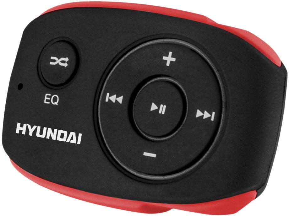 Hyundai MP 312 8GB (černo-červený)