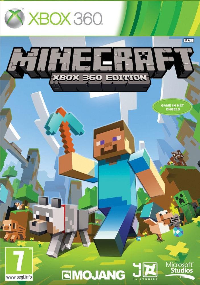 Minecraft - hra pro X360