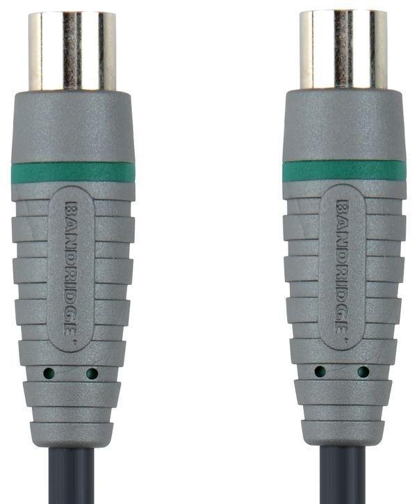 Bandridge BVL8702 Anténní Koax. kabel, 2m