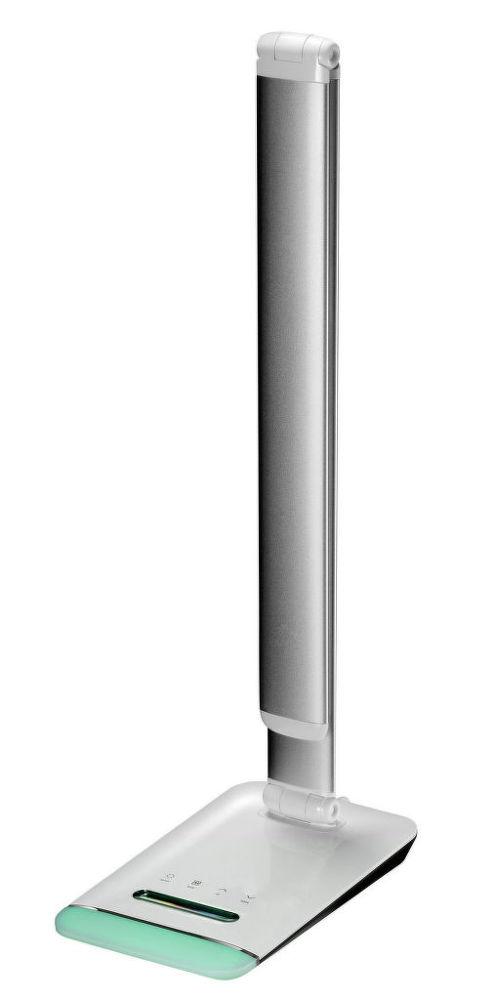 WINNER RGB M3A (stříbrná)) - LED lampa
