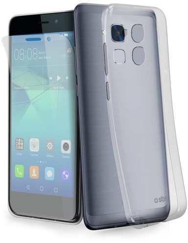 SBS Huawei GT3 pouzdro na mobil (průhledné)