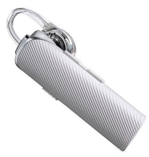 Plantronics Explorer 115 Bluetooth headset, bílý