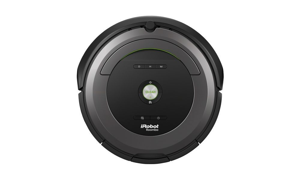 iROBOT Roomba 681 (stříbrná)