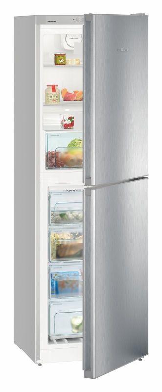 LIEBHERR Cnel 4213 (nerez) - kombinovaná lednice