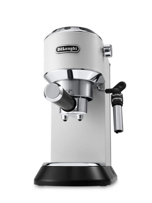 DELONGHI Dedica EC685.W (bílá) - Pákové espresso