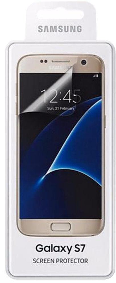 SAMSUNG Ochranná fólie pro Galaxy S7 (průhledná)