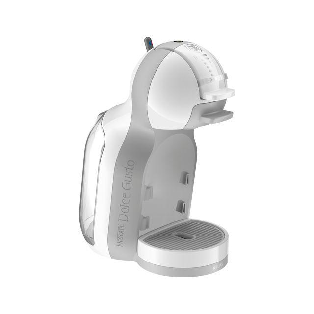 KRUPS KP1201 Nescafé Dolce Gusto MiniMe (bílá) - Kapslový kávovar