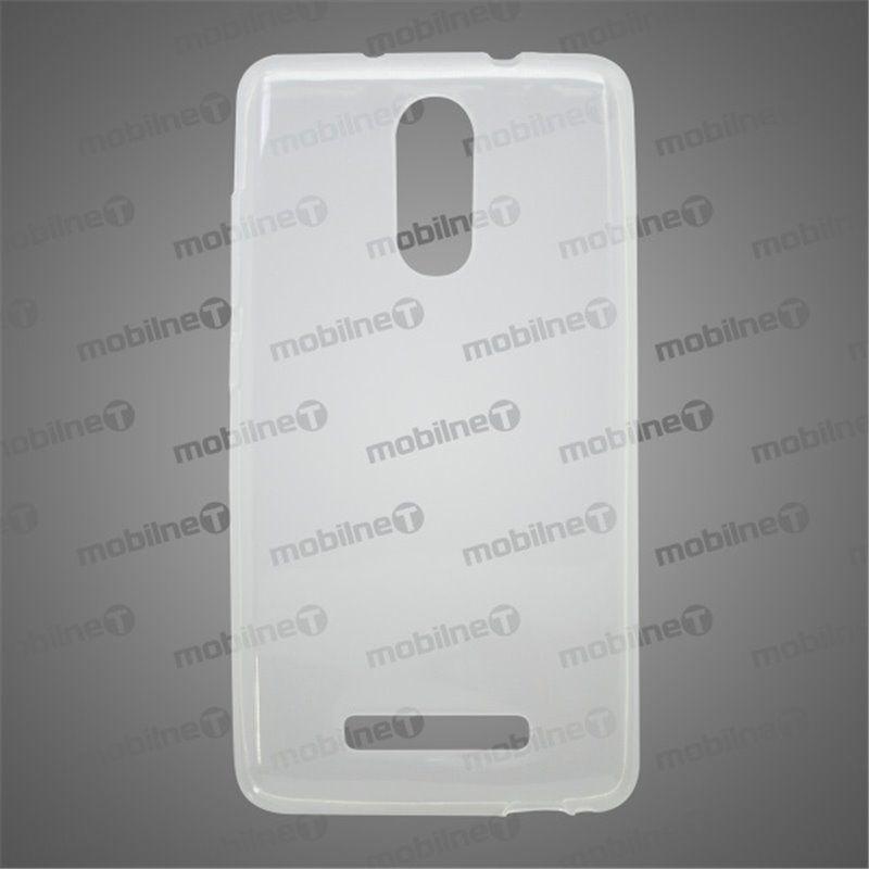 Mobilnet gumové pouzdro pro Xiaomi Note 3 transparetní