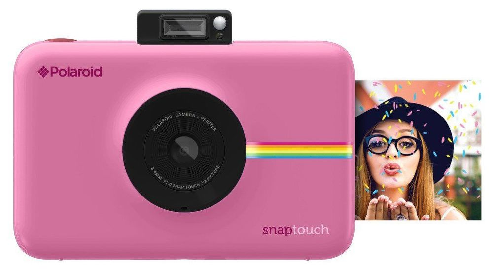 Polaroid Snap Touch růžový