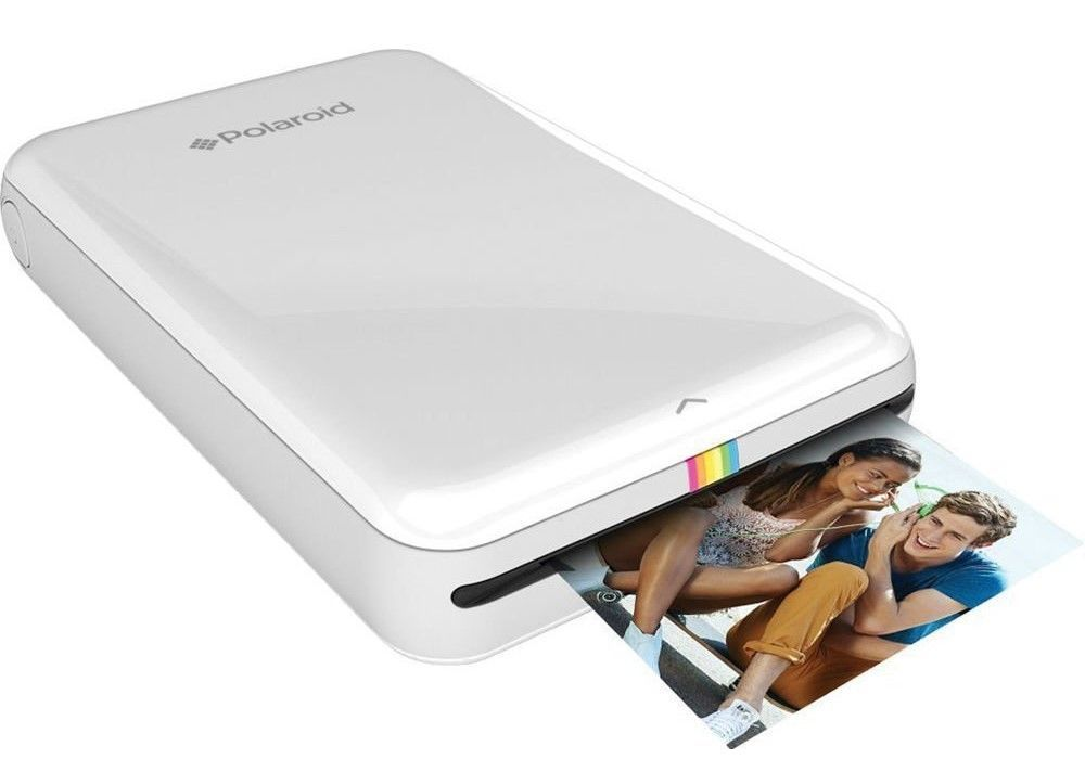 Polaroid ZIP bílá