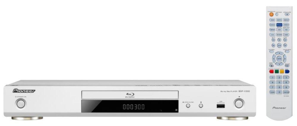 Pioneer BDP-X300 bílý
