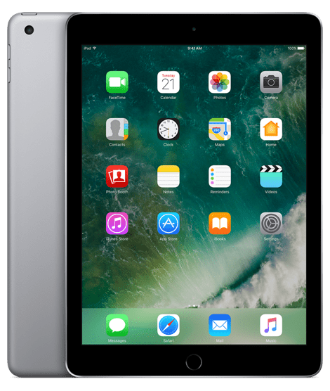 Apple iPad Cell Wi-fi 32GB vesmírně šedý