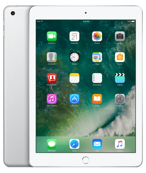 Apple iPad Cell Wi-fi 32GB stříbrný