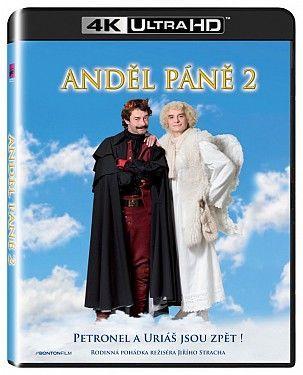 Anděl páně 2 - 2xBD (Blu-ray + 4K UHD film)