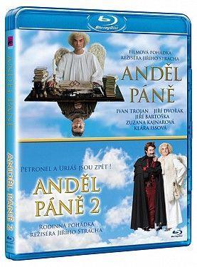 Anděl páně 1+2 - Blu-ray filmy