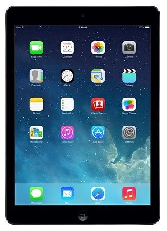 Apple iPad Air Cellular 32GB MD792SL/A (vesmírně šedý)