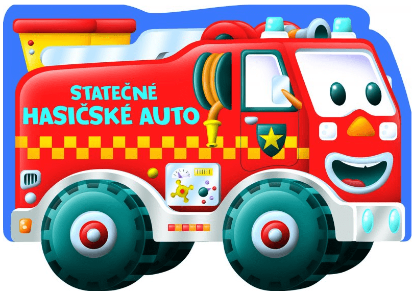 Albatros Statečné hasičské auto