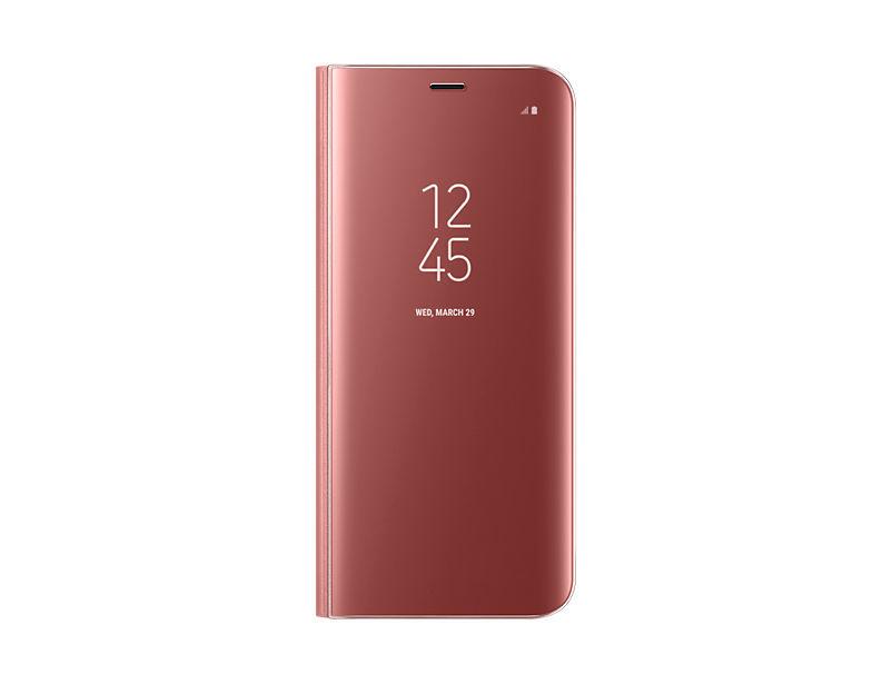 Samsung Clear View EF-ZG950CP Galaxy S8 růžové